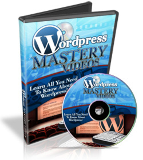 Pay for WordPress Mastery Videos with MRR 64 videos