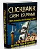Thumbnail Clickbank Cash Tsunami