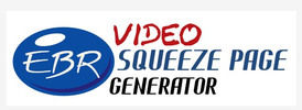 Thumbnail Video Squeeze Page Creator