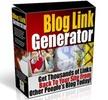Thumbnail Blog Links Generator