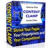 Thumbnail Content Clamp Software