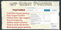 Thumbnail WordPress Plugin - WordPress Guest Posting Plugin