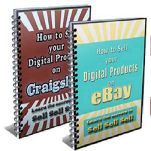Pay for Sell Digital Products on Ebay and Craiglist