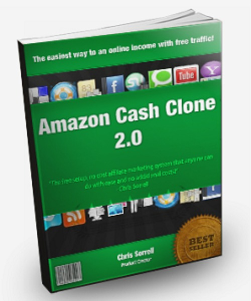 Pay for Amazon Cash Clone