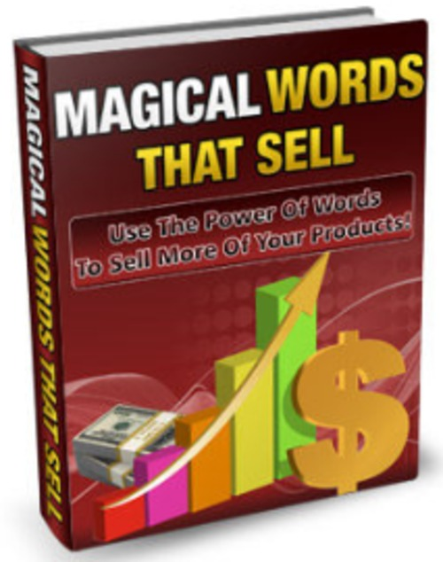 Pay for Magical Words That Sells