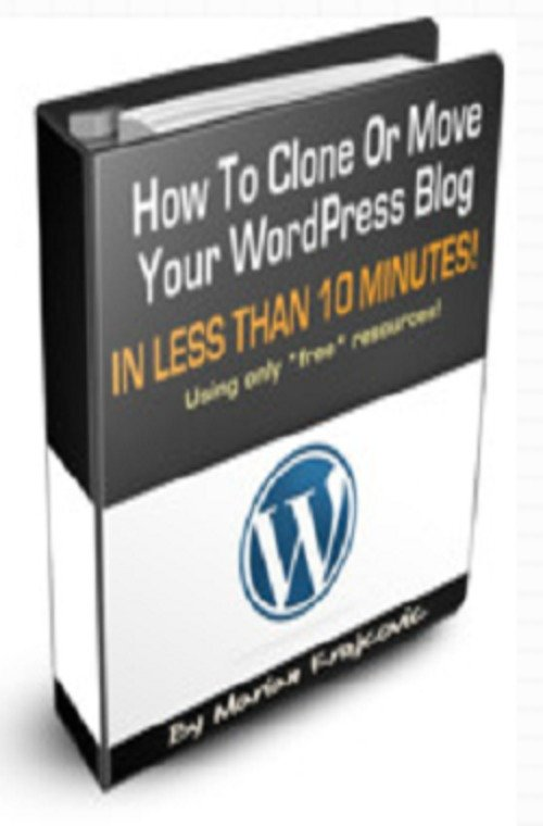 Pay for Clone Your WordPress Blog WP Plugin