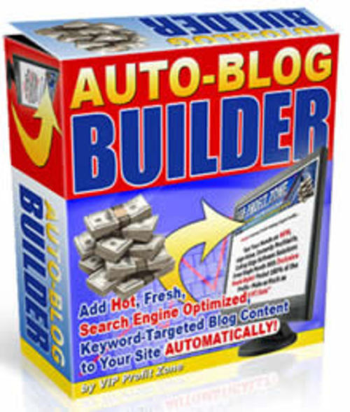 Pay for Auto Blog Builder