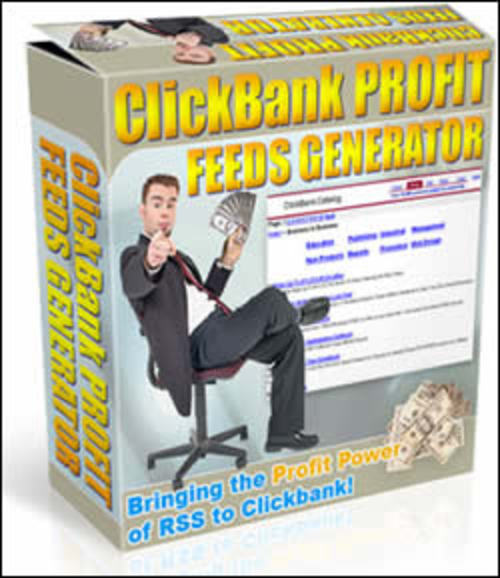 Pay for ClickBank Profit Feed Generator