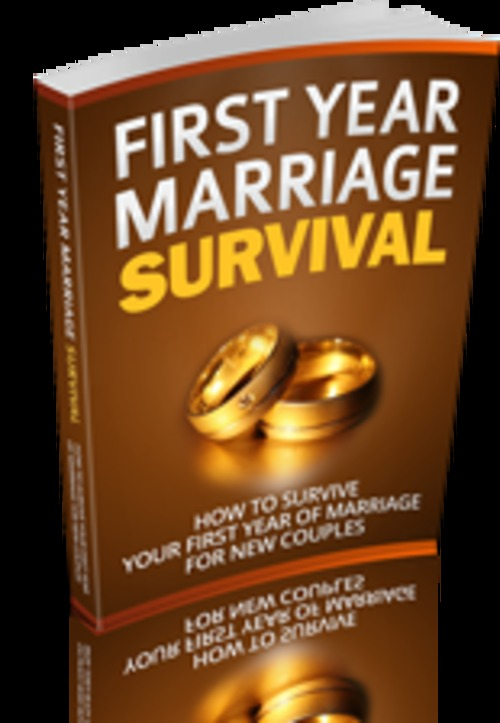 Pay for First Year Marriage Survival