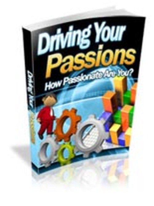 Pay for Driving Your Passion