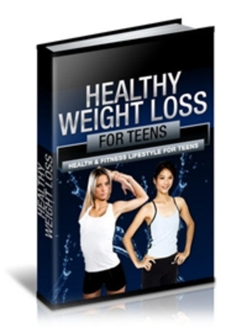 Pay for Healthy Weight Loss for Teens