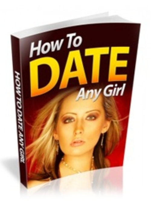 Pay for How to Date Any Girl