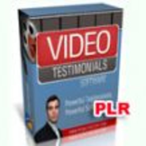 Pay for Web Video Testimonial