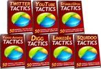 Thumbnail 350 Social Media Tactics with MRR
