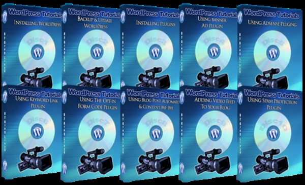 Pay for Wordpress Training Videos with Master Resell Rights