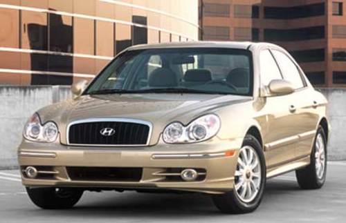 Hyundai Sonata / NF G4KC and GSL 2.4 FSM Download