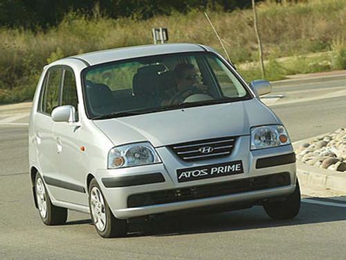 Hyundai Atoz Atos FSM(Factory Service Manual)PDF
