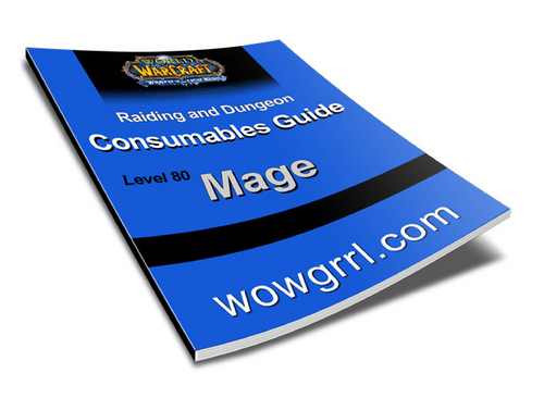 Pay for World of Warcraft - Level 80 Mage Consumables Guide