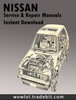 Thumbnail 1986 NISSAN SENTRA/200SX Service Repair Manual Download