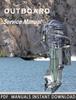 Thumbnail Yamaha 40V,50H,40W, 50W Outboard Factory Service Manual
