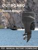 Thumbnail Mercury Outboard 9.9 15 Bigfoot 4-Stroke Service Manual