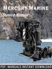 Thumbnail Mercury Marine 240 EFI Jet Drive Service Repair Manual Download