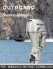 Thumbnail Honda Mariner Outboard BF115A BF130A service workshop repair Manual Download