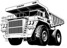 Thumbnail Komatsu 630E Dump Truck Haulpak Service Shop Manual Download