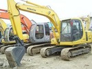 Thumbnail Komatsu PC100-6 PC100L-6 PC120-6 PC120LC-6 PC130-6 Hydraulic Excavator Service Shop Manual Download