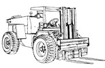 Thumbnail MHE 237 Forklift Truck (CASE MODEL M4K) Service Manual Download