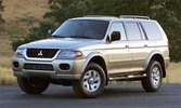 Thumbnail 1999-2002 Mitsubishi Montero Sport Workshop Manual Download
