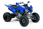 Thumbnail 2008 Yamaha YFM250RX Raptor 250 Service Repair Manual