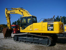 Thumbnail Komatsu PC340-6K PC340LC-6K PC340NLC-6K Hydraulic Excavator Service Shop Manual Download