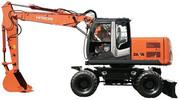 Thumbnail Hitachi Zaxis 140W-3 170W-3 190W-3 210W-3 Wheeled Excavator Operators Manual Download