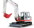 Takeuchi TB1140 Excavator Parts Manual DOWNLOAD