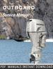 Thumbnail Honda Mariner Outboard BF20A BF25A Service Workshop Manual