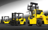 Thumbnail Hyundai Forklift Truck HDF50/70-3 Service Repair Manual