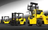 Thumbnail Hyundai Forklift Truck HDF35/45-3 Service Repair Manual