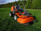 Husqvarna Ride-on Lawn Mower ZTH Workshop Manual Download