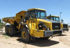 Thumbnail Komatsu Galeo HM350-1 Articulated Dump Truck Operation & Maintenance Manual