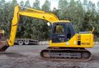 Thumbnail Komatsu PC130-6K PC150LGP-6K Excavator Service Shop Manual