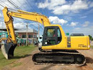 Thumbnail Komatsu PC160-6k PC180LC-6k 180NLC-6k Excavator Service Shop Manual Download