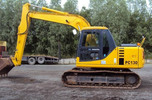 Thumbnail Komatsu PC130-7 Excavator Service Shop Manual Download