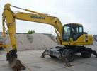 Thumbnail Komatsu PW160-7H Hydraulic Excavator Service Repair Shop Manual Download(SN H50051 AND UP)