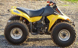 Thumbnail 1988-1992 SUZUKI LT 250R Quadracer Factory Service Repair Manual Download