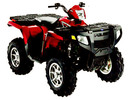 Thumbnail 2008 Polaris Sportsman X2 700 800 EFI Touring Service Manual