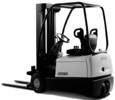 Thumbnail Crown SC3000 Series Forklift Service Maintenance Manual