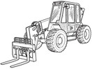 Thumbnail JCB Load Control (Supplement) Telescopic Handler Service Repair Manual Download