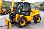 Thumbnail JCB Loadall 520-50 525-50 525-50S Telescopic Handler Service Repair Manual Download