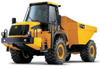 JCB Articulated Dump Truck 714 718 Service Repair Manual